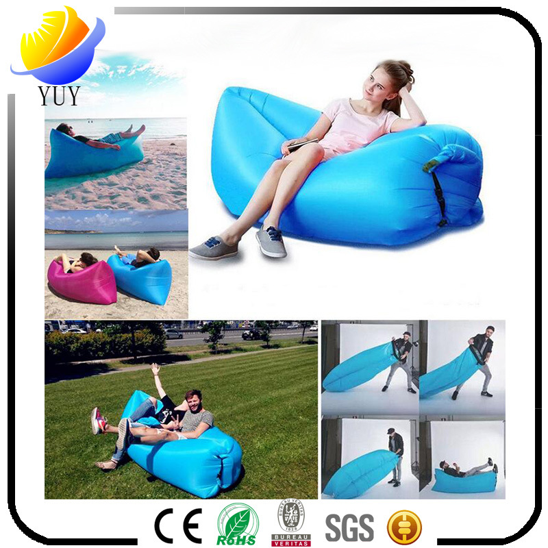 Multipurpose Inflatable Lazy Air Laybag Sofa Outdoor Sleeping Sofa