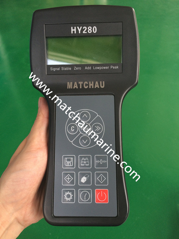 Wireless Dynamometer and Wireless Indicator for Load Testing