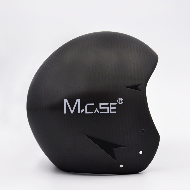 OEM Best Protective Real Carbon Fiber Safety Helmet Shell