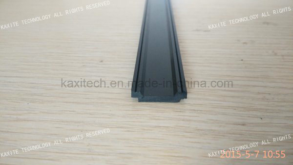 19.5 mm Width Multi Point Locking Rod Polyamide Slider for Automatic Production Line