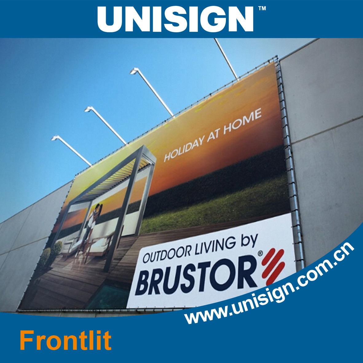 Economic PVC Frontlit Flex Banner (LFG35/440)