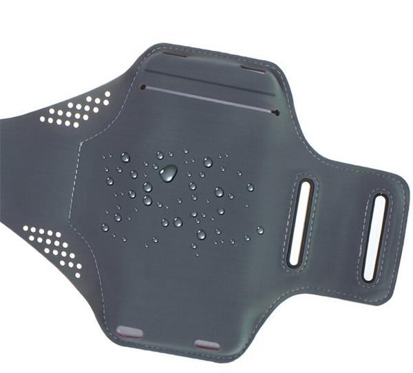 New Customized Design Waterproof Lycra Running Armband