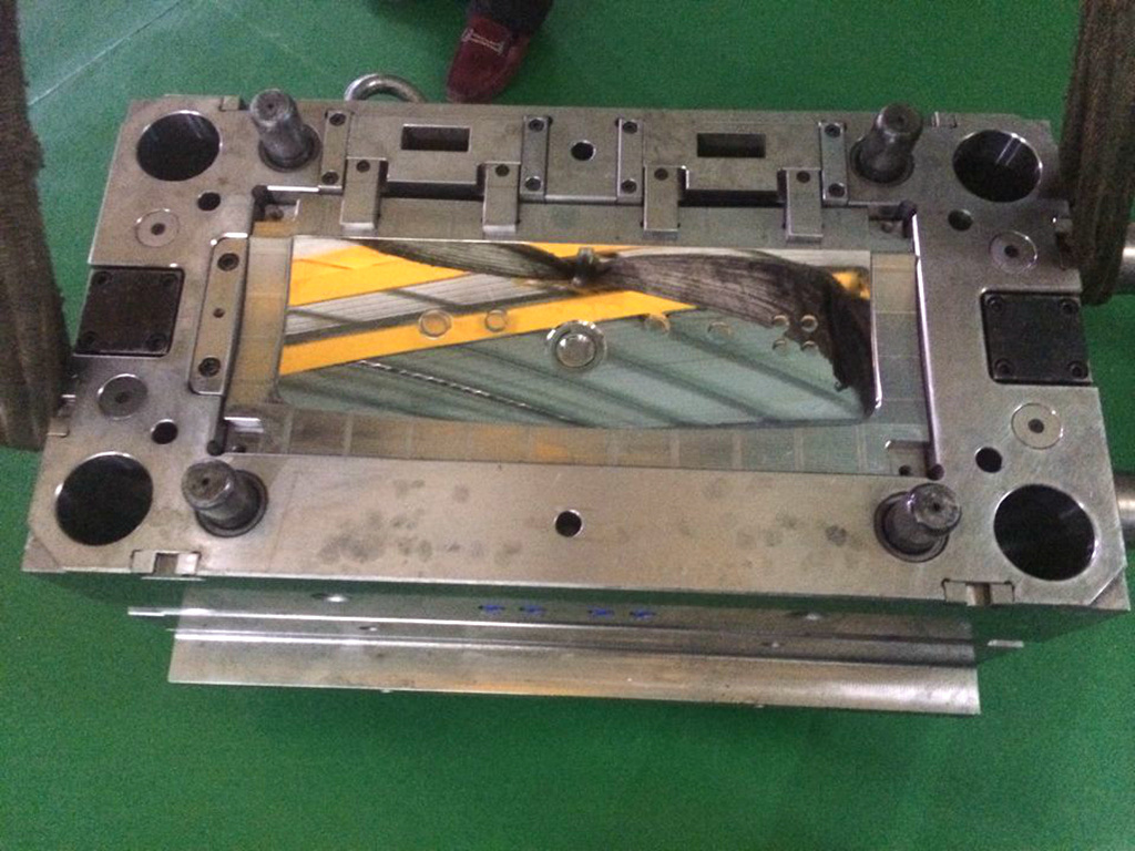Washing Machine Instrument Panel IMD Plastic Mould