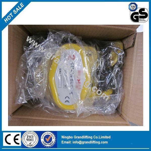 Zhc-B Lifting Equipment Chain Block