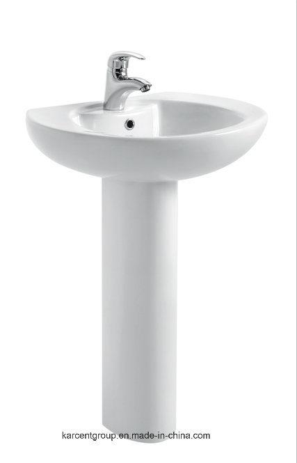 2016 New Design Ce Certification Pedestal Basin 1092