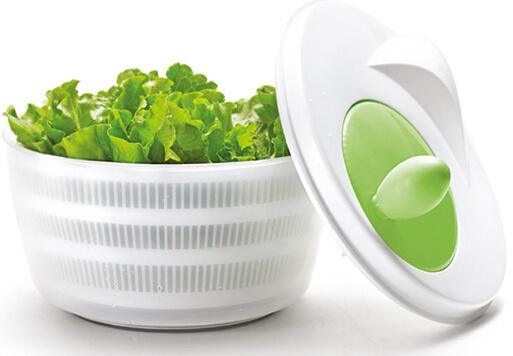 Vegetable Bowl, Kitchen, Salad Spinner