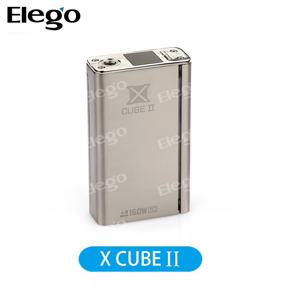 Original Smokech Bluetooth 160W Temperature Control Smok Xcube 2 Box Mod E-Cigarette