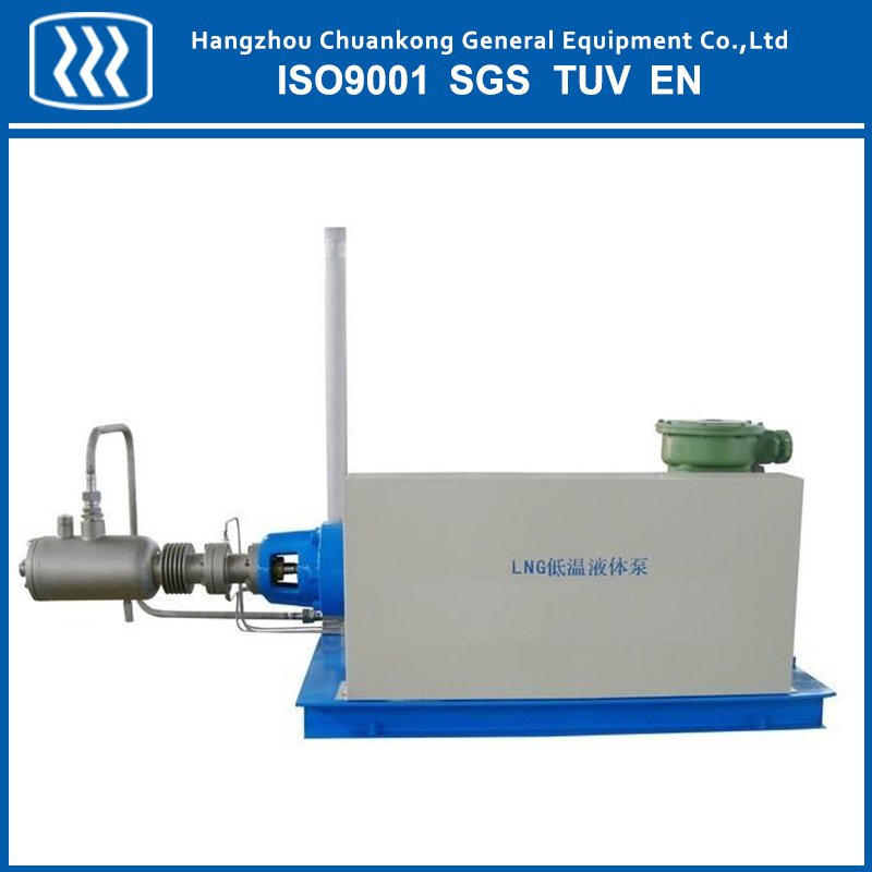 High Quality Industrial Cryogenic LNG Pump
