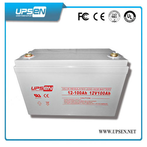 Sealed Lead Acid Battery with Good Quality and CE Certificate