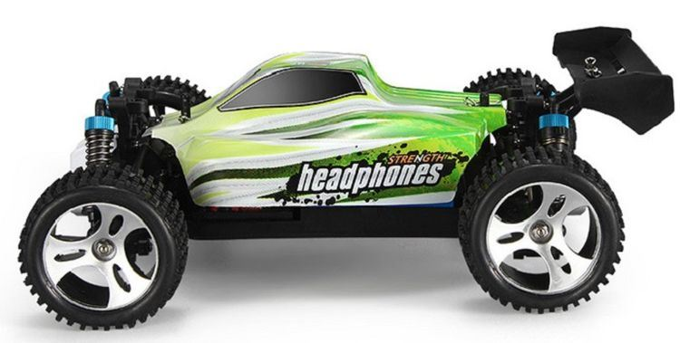 312959ba-1 - 18 Scale 70km-H High Speed RC Car
