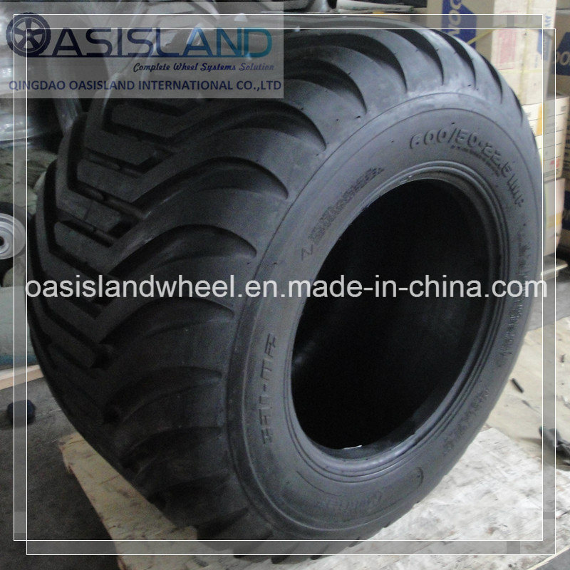 Implement Tire / Flotation Tire 600/50-22.5 for Sugar Cane