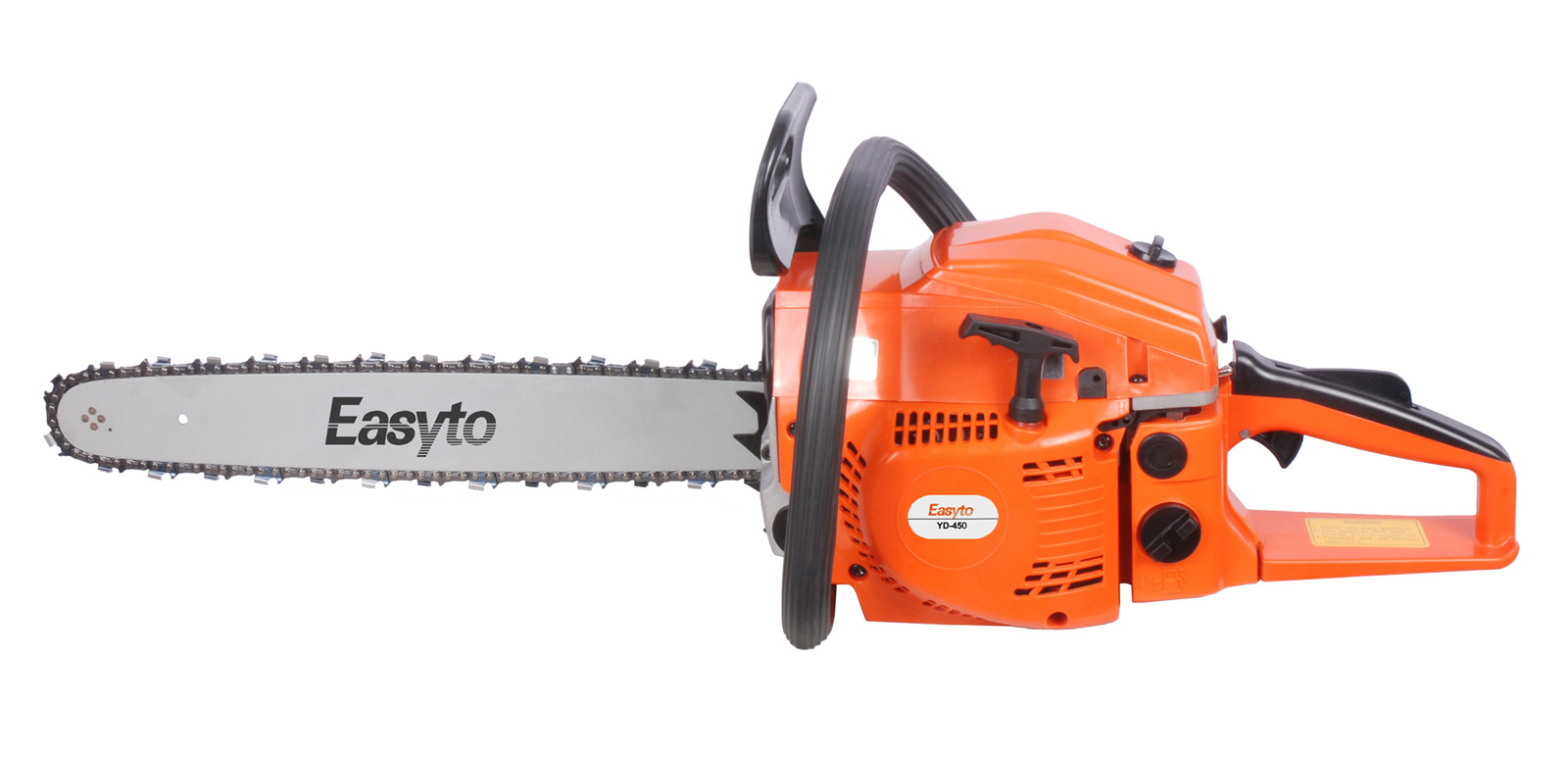Gasoline Chain Saw with 45cc Displacement (YD450)
