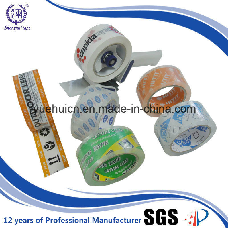 Low Price with ISO9001 Certificates Water Based Brown Packing Tape