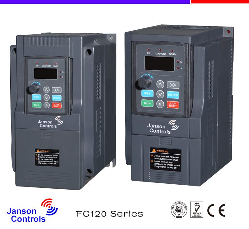 FC120 Series 110V~440V Frequency Converter/Inverter 0.4kw~4kw, Inverter