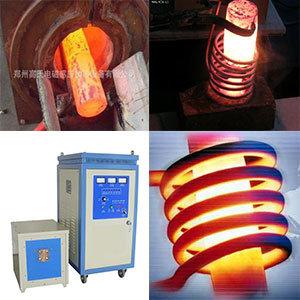 160kw Energy Saving High Speed Induction Heating Forging Equipment