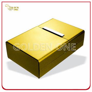 Fancy Design Aluminum Cigarette Case