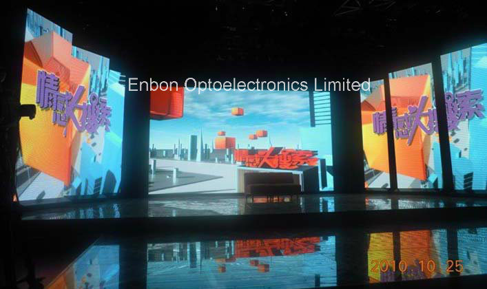 Flexible P5.68 LED Video Wall for Outdoor Indoor Stages (inner curve /outter curve)