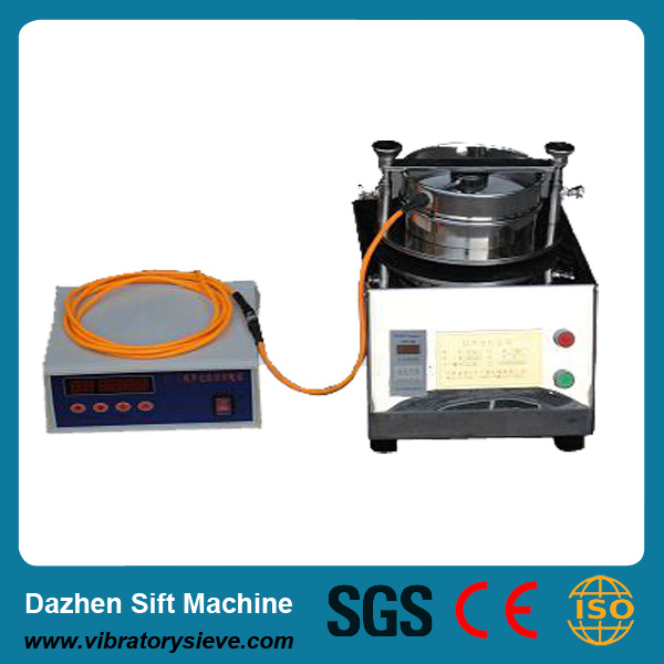 Ultrasonic Laboratory Vibrating Screen for Fine Powders