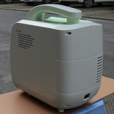 Cheap Jay-1 Mini Portable Oxygen Concentrator with Trolly Bag