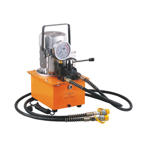 electric Hydraulic Pump with Double Zcb-700ab