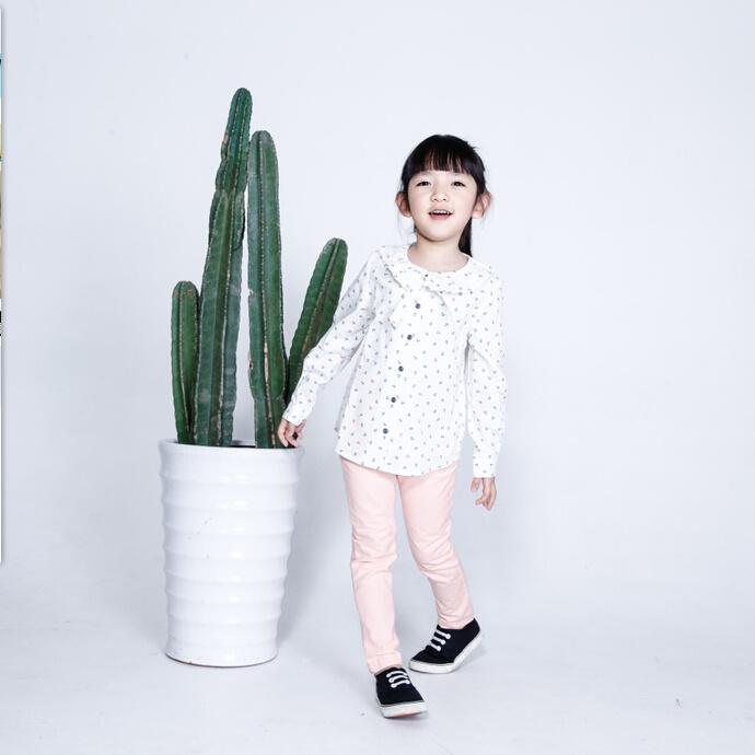 Phoebee Wholesale Fashion Children′s Apparel Shirt for Girls Online