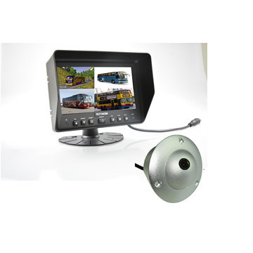 """Digital Car Rearview Monitor with 7"""" TFT Screen"""