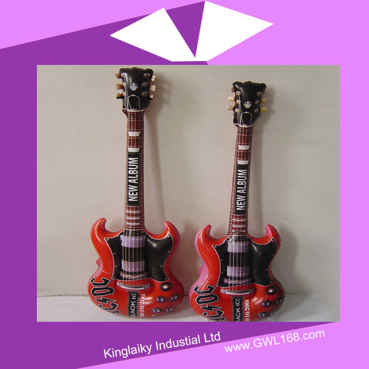 Customized Inflatable Toys Inflatable Guitar for Gift (TA-003)