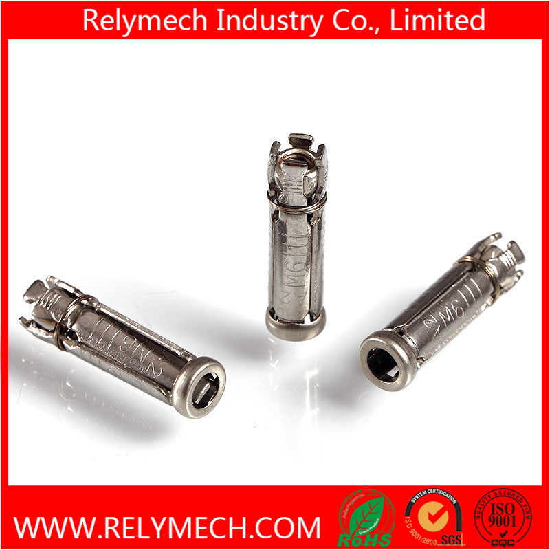 Stainless Steel 4 Shields Expansion Bolt Sleeve