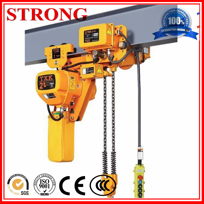 Wire Rope Hoist Electric Chain Hoist Used