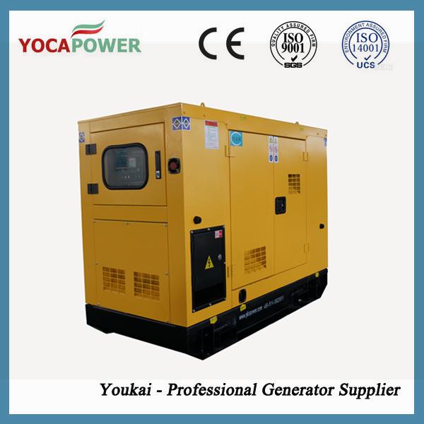 15kVA/12kw Soundproof Electric Power Diesel Generator