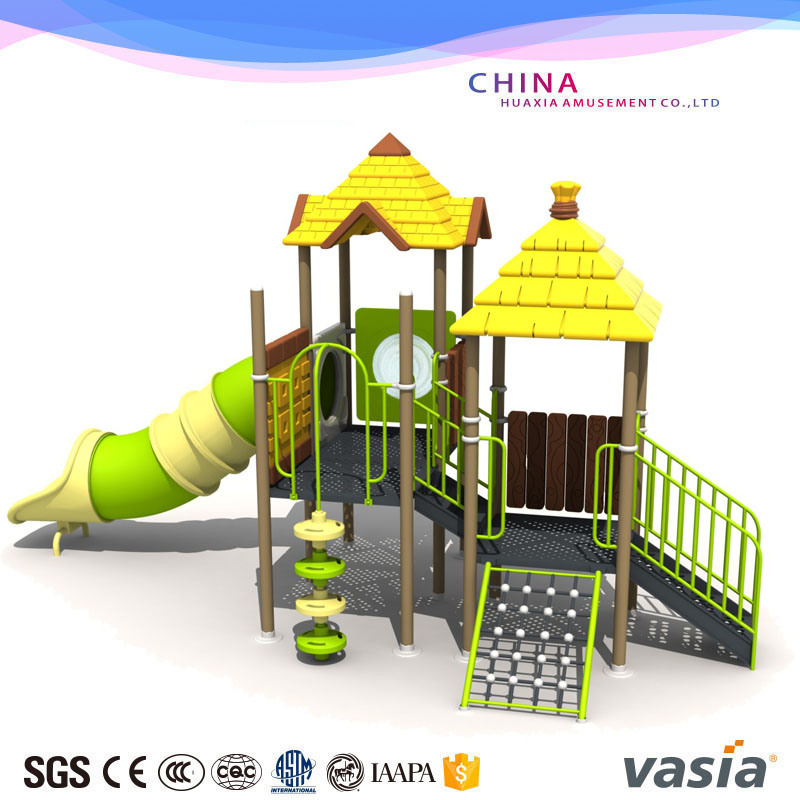 Kids Outdoor Playground Ce Certificate for Hot Sale