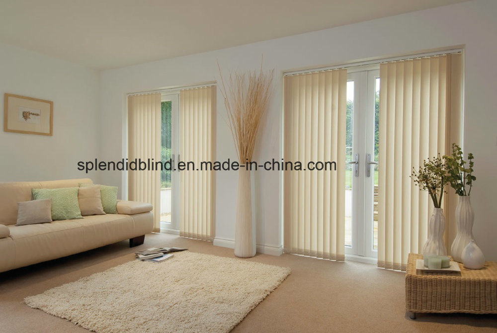 89mm/127mm Vertical Blinds Colors (SGD-V-3443)
