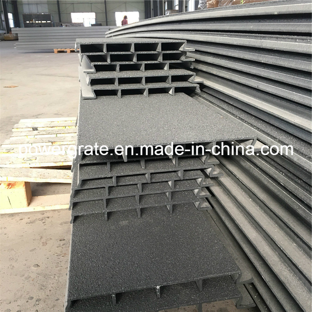 FRP /GRP Planks with Gritted Surface