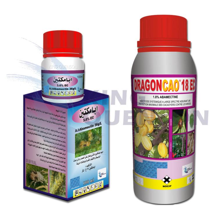 King Quenson Crop Protectionl Abamectin 95% Tc Abamectin Insecticide