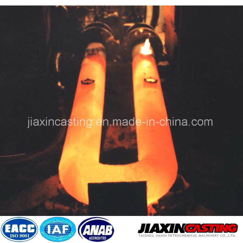 U Shape Radiant Tube for Annealing Furnace