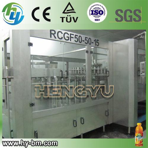 Juice Tea Drink Hot Filling Machine (RCGF)