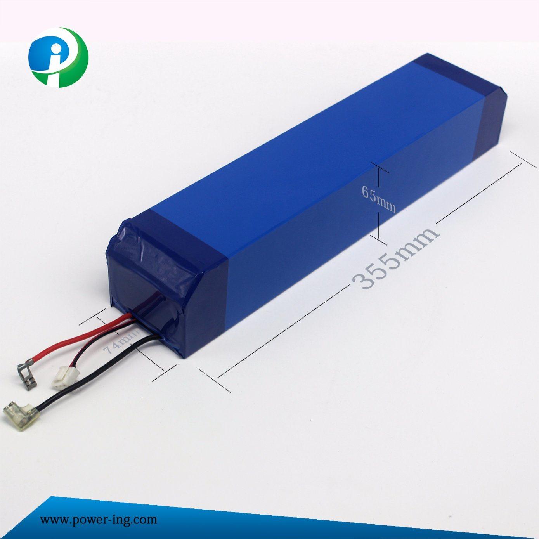 48V High Quality Lightweight Li-ion Battery Packs for E-Scooters