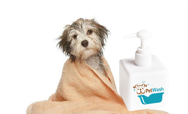 Herbfun Natural Soap Nut Pet Shampoo Shower Gel for Cat & Dog & Puppies & Kittens