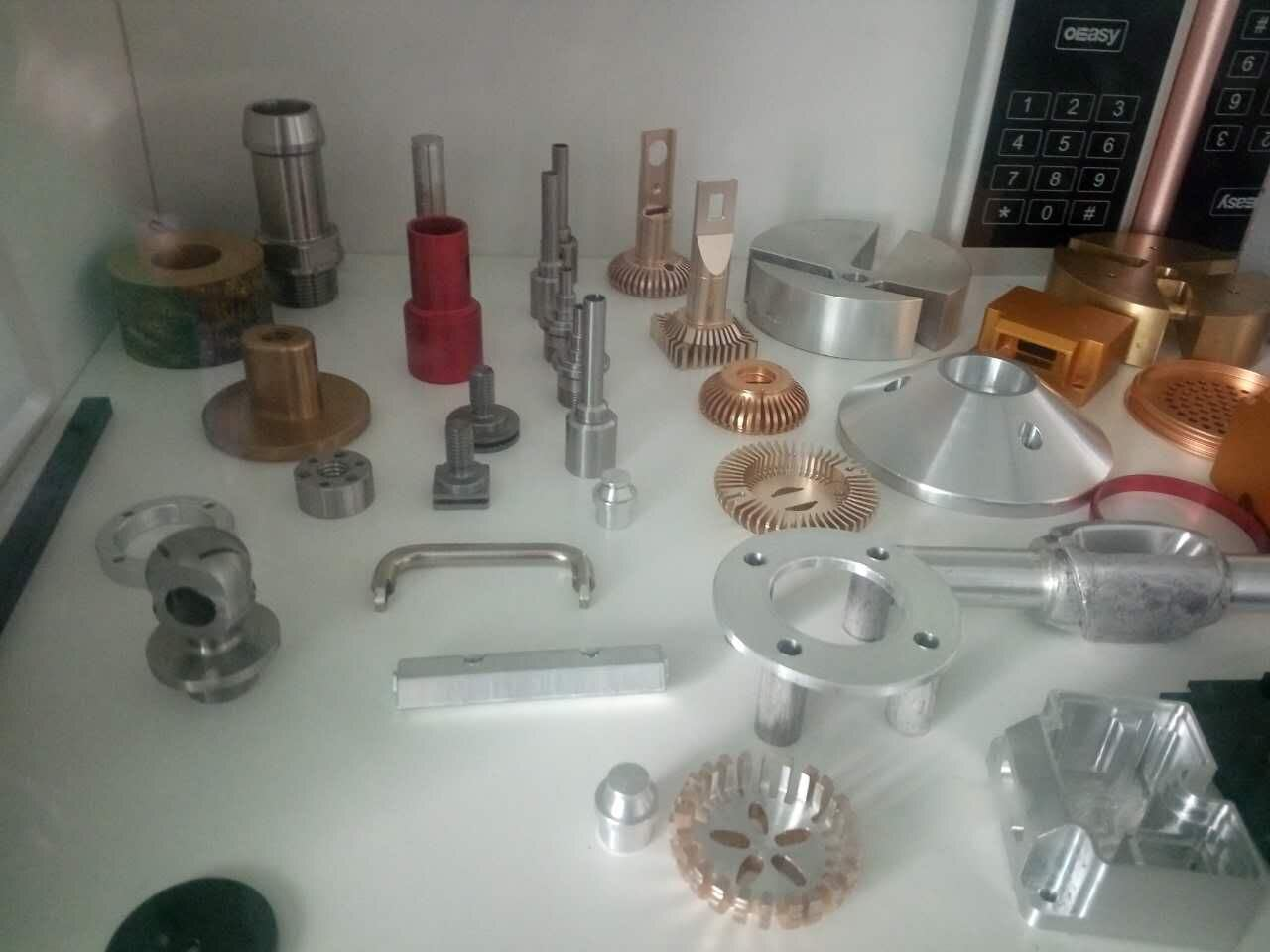 OEM Custom CNC Parts, CNC Machining Part with Coating