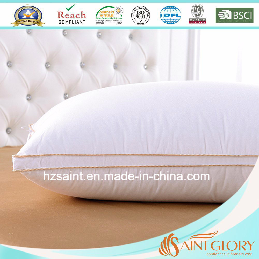 Goose Down Chamber Pillow
