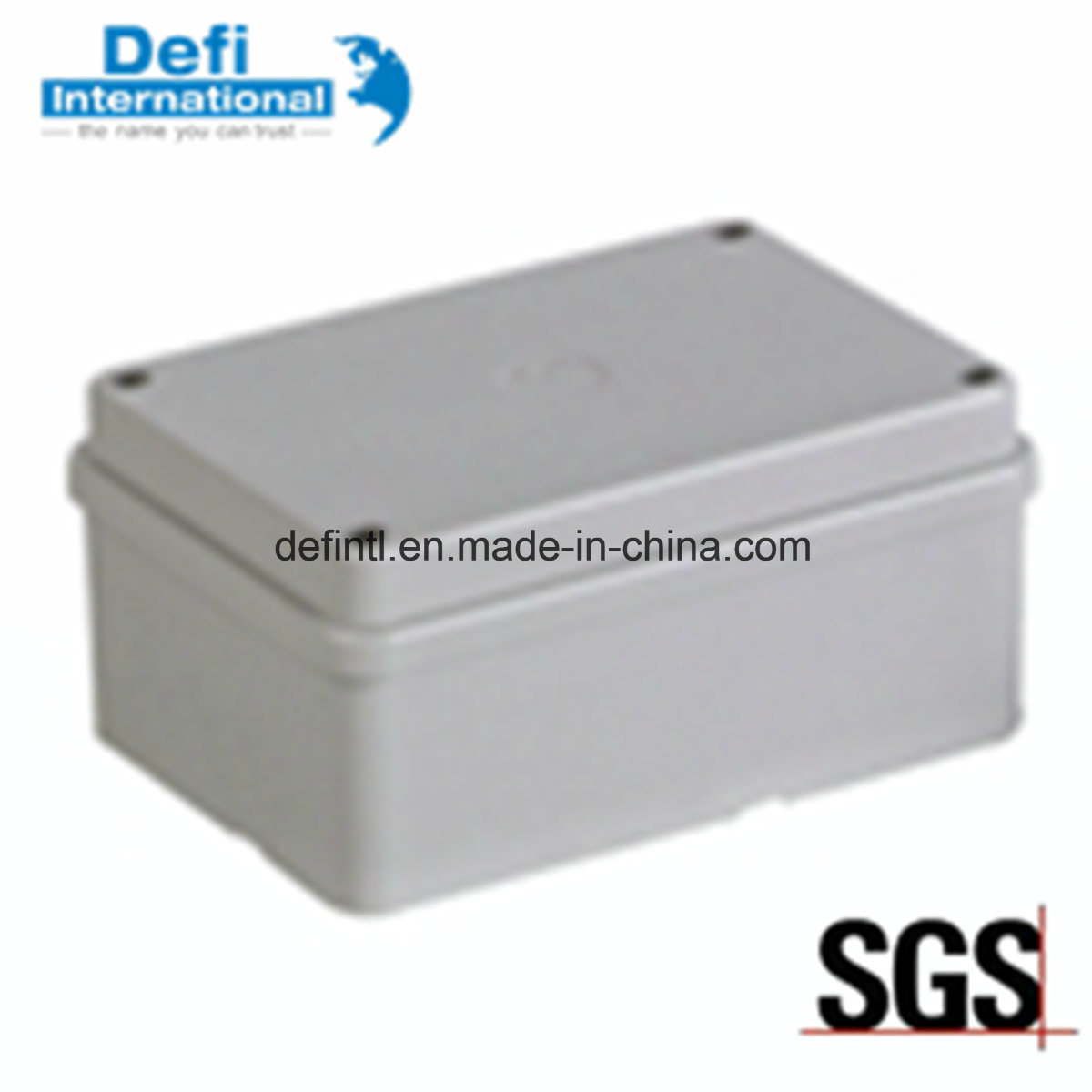 ABS Plastic Waterproof Junction Box