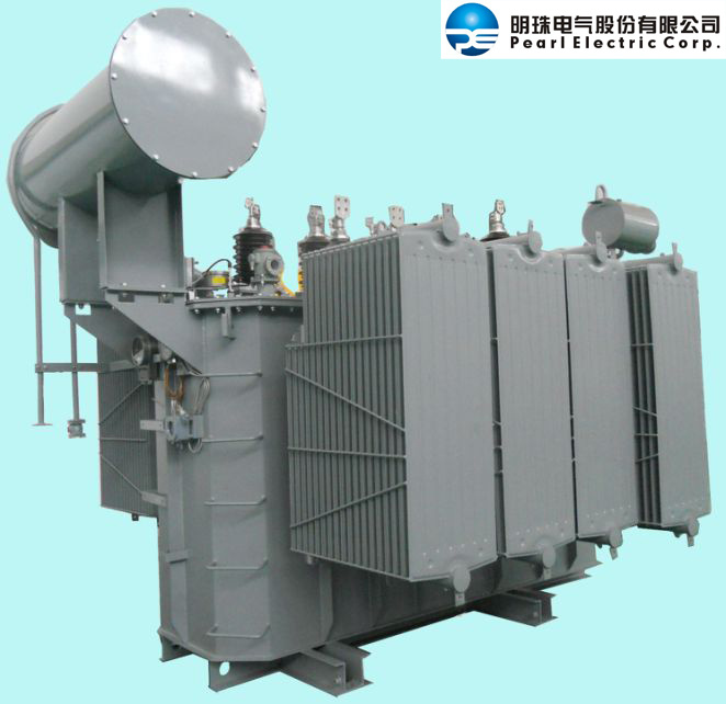 11kv Class Oil-Immersed Power Transformer