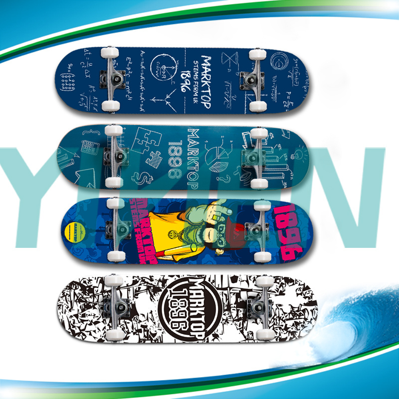 High Quality 42′′ Longboard Skateboard Maple Skateboards