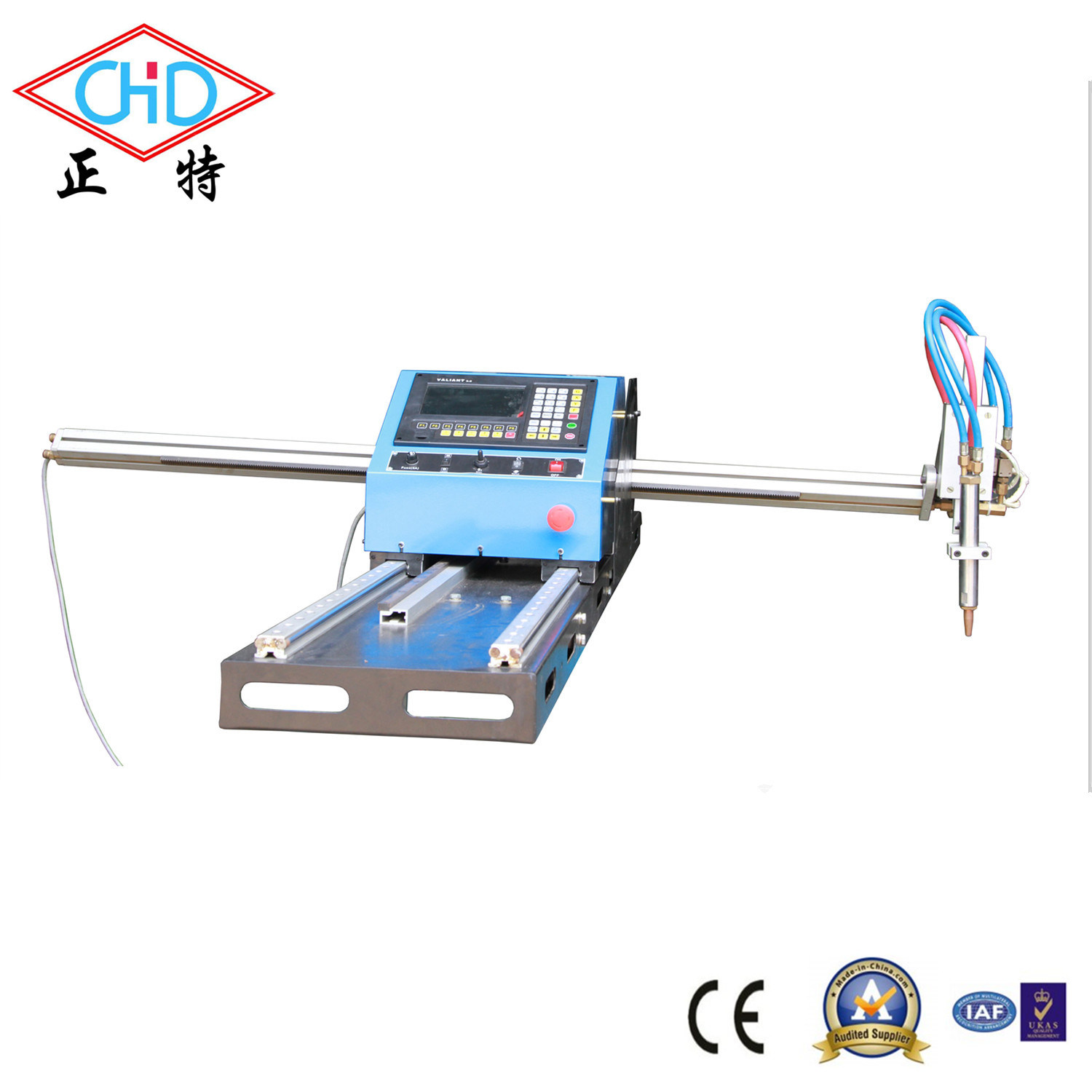 Portable CNC Plasma Cutting Machine Steel Cutting Machine