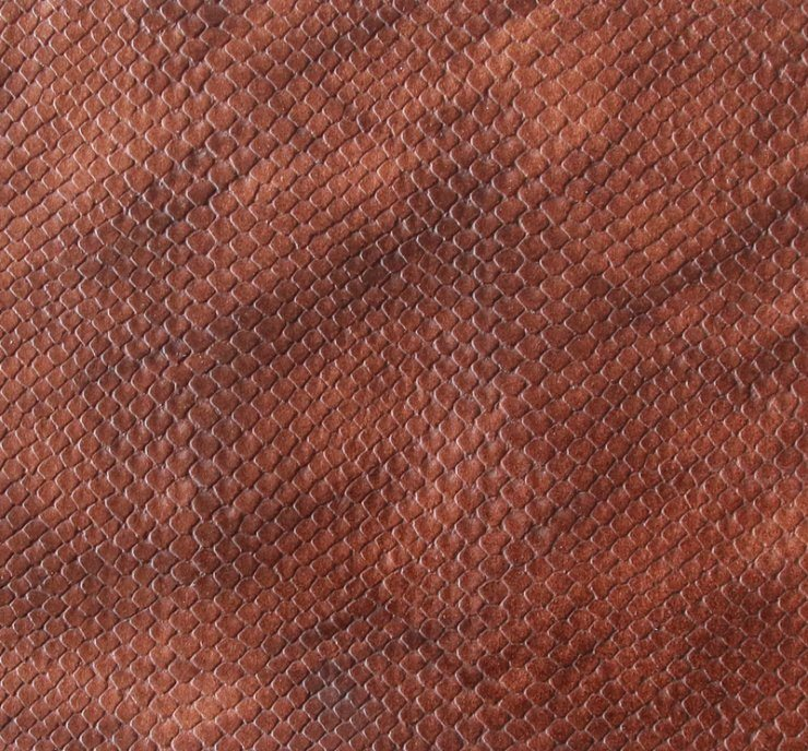 Embossed PU Leather for Handbags Shoes (CF6023)