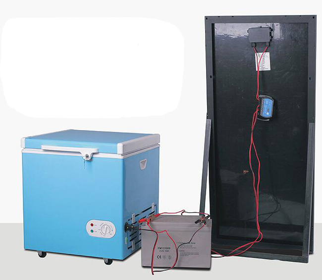 12/24V DC Compressor Solar Chest Deep Fridge Refrigerator Freezer