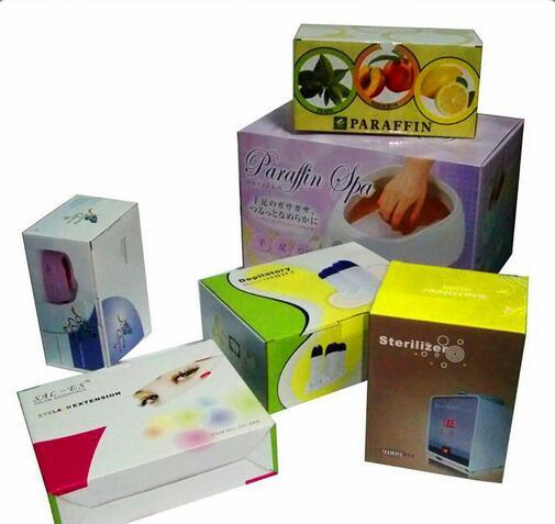 Paper Gift Packaging Box, Round Box, Heart Shaped Box with OEM Custom and in Stock