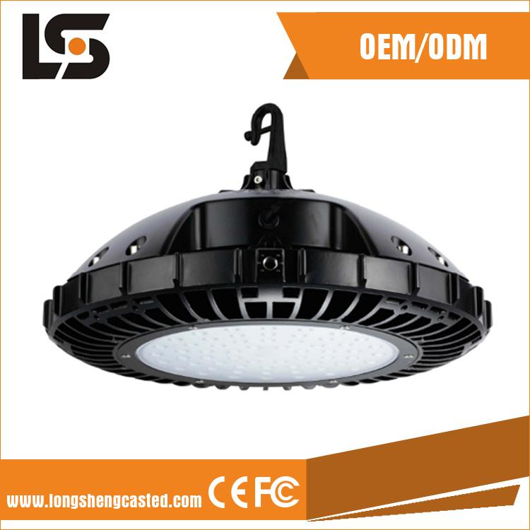 Aluminum Alloy 120W UFO LED High Bay Lamp Light Housing