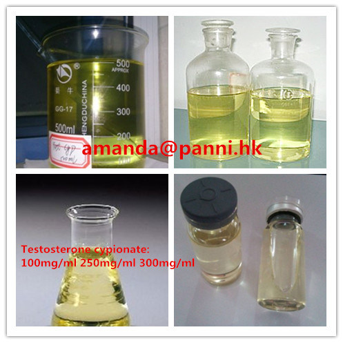 Testosterone Cypionate 100mg/Ml 250mg/Ml Injections