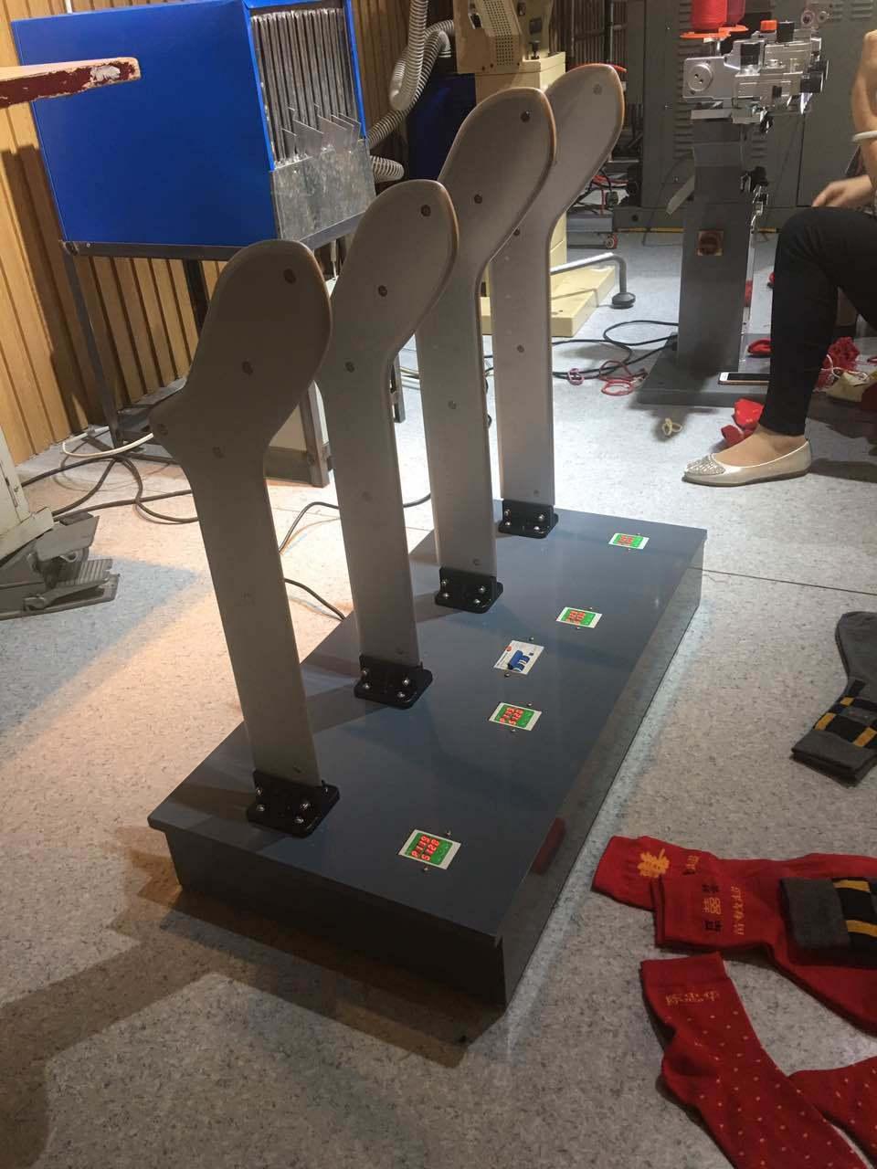 Sock Setting Machine